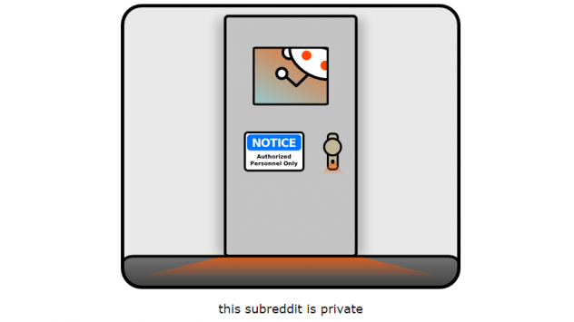 The popular reddit question-and-answer section /r/IAmA, along with hundreds of others, has shut down in an apparent protest over the dismissal of a key figure at the social sharing site.