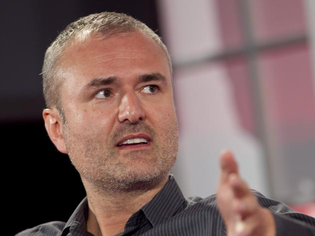 Nick Denton, founder of Gawker Media, is defending his decision to take down a post — a move that has spurred the resignations of Gawker's two top editors.