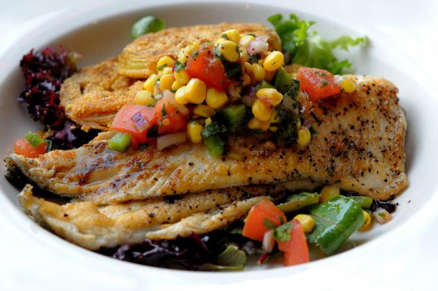 Trout is one type of fish high in omega-3s that nutritionists say Americans should eat more often.