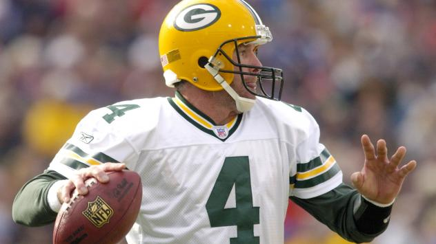 Brett Favre serves as a sturdy metaphor for, well, a lot of things.