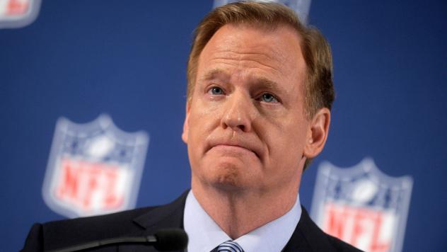 "NFL Commissioner Roger Goodell admitted last September that he ""got it wrong"" when it came to handling the recent Ray Rice incident, pledging that he will get it right."