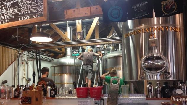 Breakside Brewery in Portland, Ore., churns out kettle-soured beers that it sells for just $6 a bottle. Brewmaster Ben Edmunds says he uses kettle sours as an acidic blending ingredient to add to other beers.