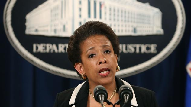 U.S. Attorney General Loretta Lynch, pictured at a July news conference in Washington, D.C., said federal and local law enforcement officials plan to meet in Detroit later this month to discuss ways to reduce violence.