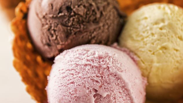 Ice cream that melts more slowly, with fewer ice crystals? Scientists are on the case.