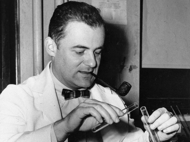 In 1954, Dr. Frederick C. Robbins, then chief of pediatrics and contagious diseases at Cleveland Metropolitan General Hospital, was one of three winners of that year's Nobel Prize in medicine. The scientists' work, which led to a vaccine against polio, w