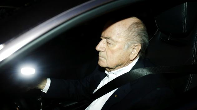 FIFA President Sepp Blatter is being investigated by both U.S. and Swiss authorities for alleged corruption.