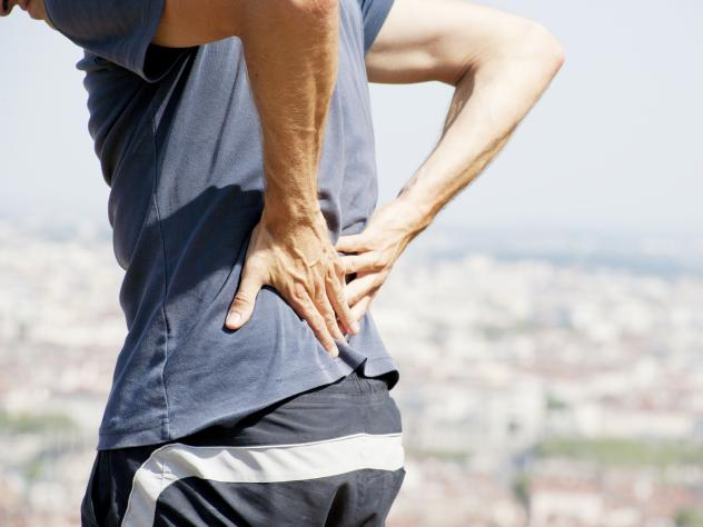 Almost three-quarters of people will experience lower-back pain at some point.