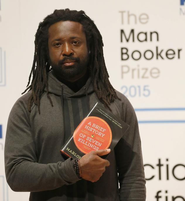 James' winning novel is based on a real-life assassination attempt on Bob Marley.