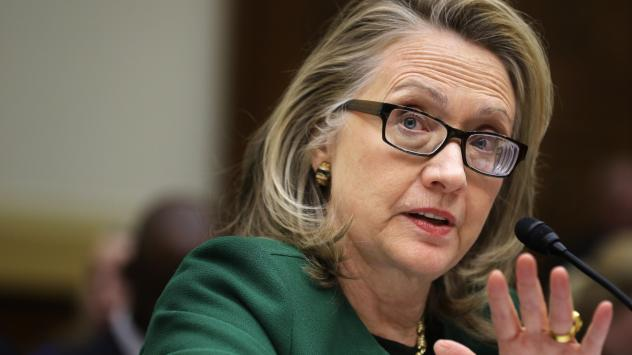 In 2013, then-Secretary of State Hillary Clinton testified on Capitol Hill about the attacks on the U.S. diplomatic outpost in Benghazi, Libya. Today she'll testify again.