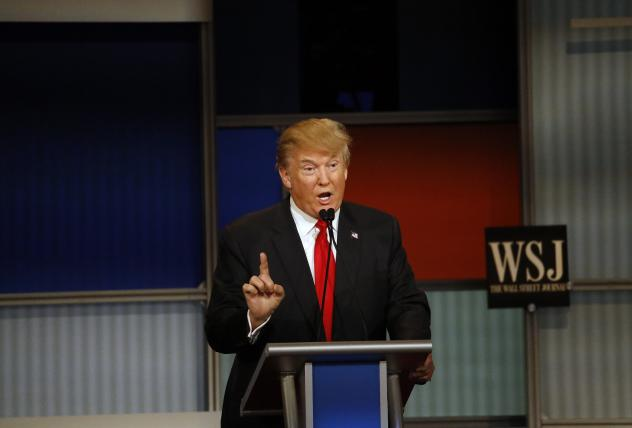 During Tuesday night's Republican presidential debate, Donald Trump pointed to an Eisenhower-era program that resulted in mass deportations.