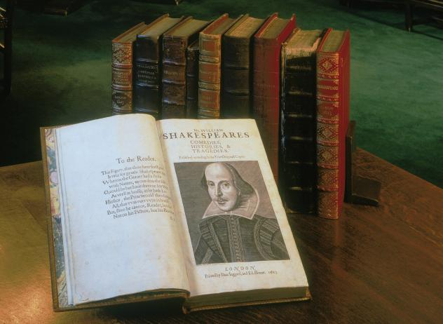 <em>Macbeth </em>is one of the 18 previously unprinted plays that appeared in the First Folio.