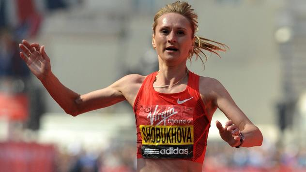 Bribes paid by runner Liliya Shobukhova are at the center of an ethics inquiry, according to the IAAF, track and field's governing body.