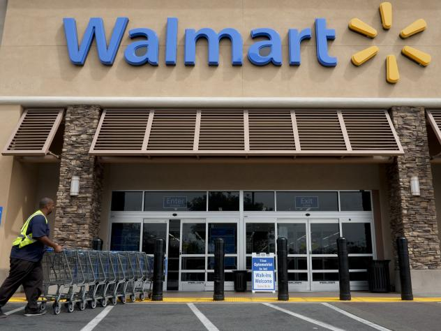 Wal-Mart says most of the stores it plans to close will be gone by the end of the month.