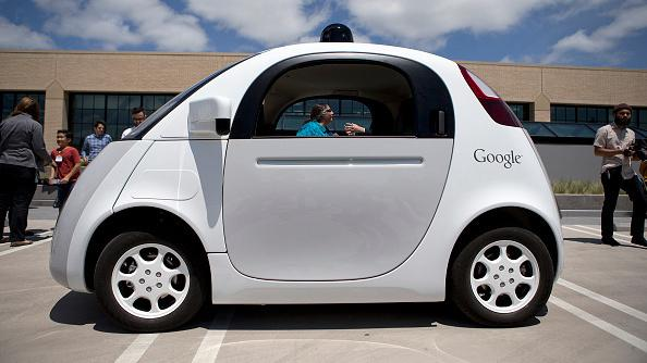 Google was told by the National Highway Traffic Administration earlier this month that the self-driving car system can be considered as a driver.
