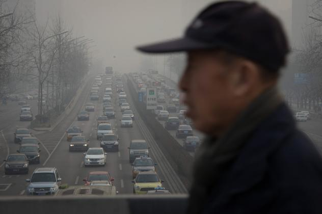 Beijing has awful traffic jams and heavy pollution. Its new subway system can only help.