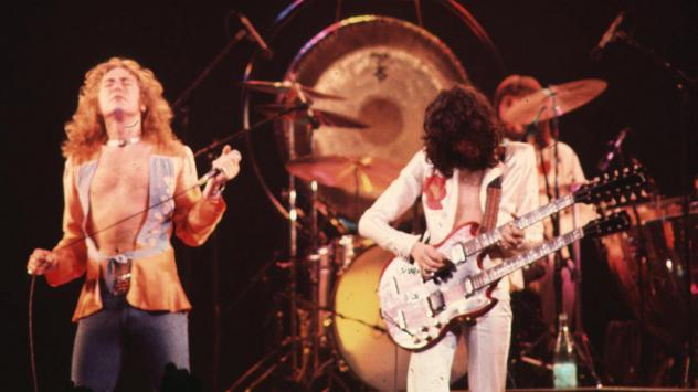 """Robert Plant and Jimmy Page of Led Zeppelin are defendants in a copyright lawsuit that accuses their band of lifting music from the song """"Taurus"""" by the Los Angeles band Spirit."""