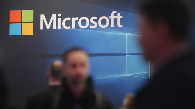 Microsoft is asking a judge to declare part of a federal law unconstitutional under both the First and Fourth Amendments.