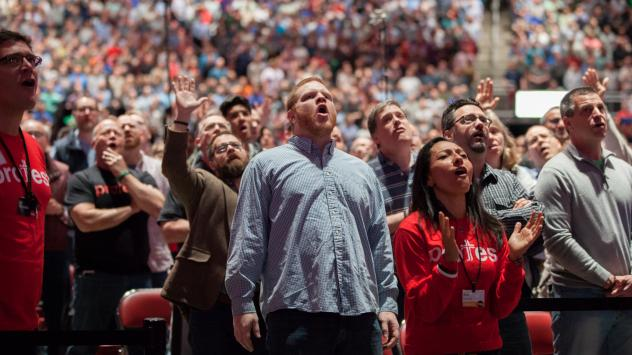 """Albert Mohler, president of the Southern Baptist Theological Seminary, is urging conservatives to put the """"protest"""" back in Protestantism."""
