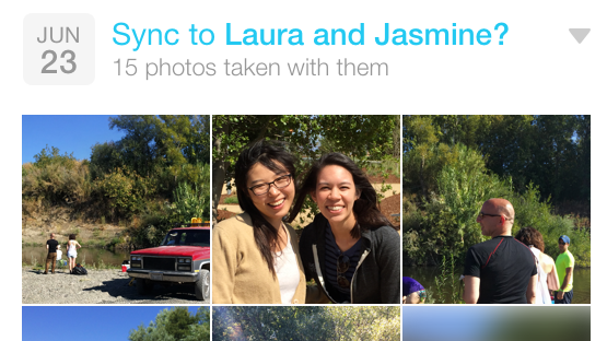 Facebook's Moments app uses facial recognition technology to group photos based on the friends who are in them. Amid privacy concerns in Europe and Canada, the versions launched in those regions excluded the facial recognition feature.