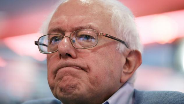 Democratic presidential candidate Bernie Sanders says his campaign and supporters were not treated fairly during last Saturday's Nevada Democratic convention.