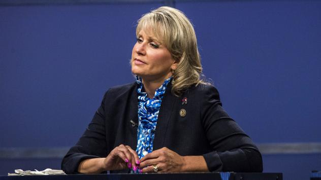 North Carolina Rep. Renee Ellmers became the first GOP incumbent to lose re-election in Tuesday's primary.
