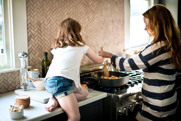 Kids who cook often develop healthier eating habits — and save their parents time in the kitchen.