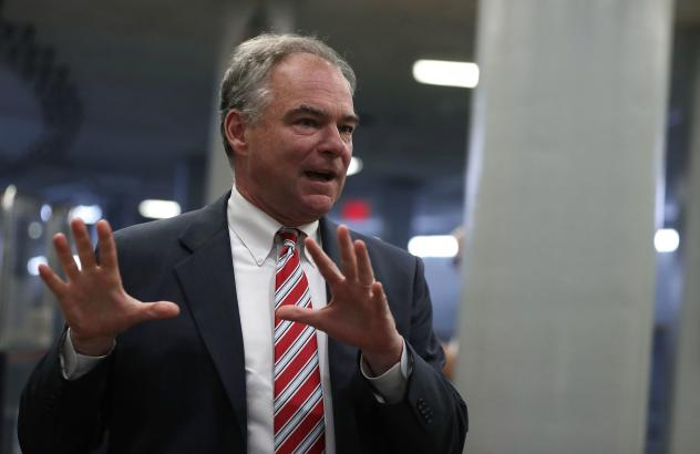 On Friday, Hillary Clinton chose Sen. Tim Kaine of Virginia to be her running mate.