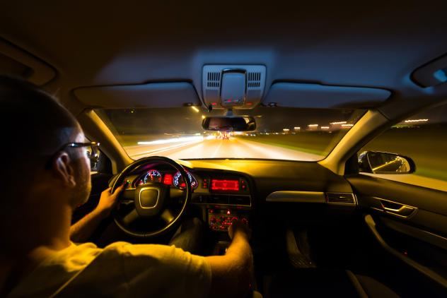 In 23 states and Washington, D.C., the nighttime driving restriction for unsupervised teens begins at midnight or later.