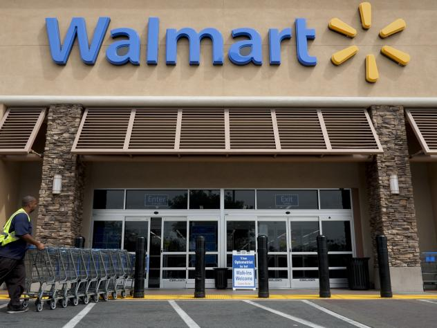 """Pollsters identify """"Wal-Mart moms"""" as a swing voting bloc."""