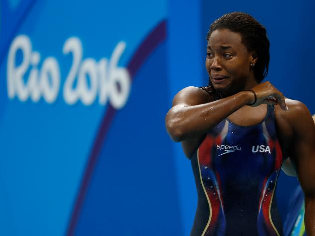 Simone Manuel is one of the best swimmers in the world. But even in 2016, there are very few professional swimmers who look like her.