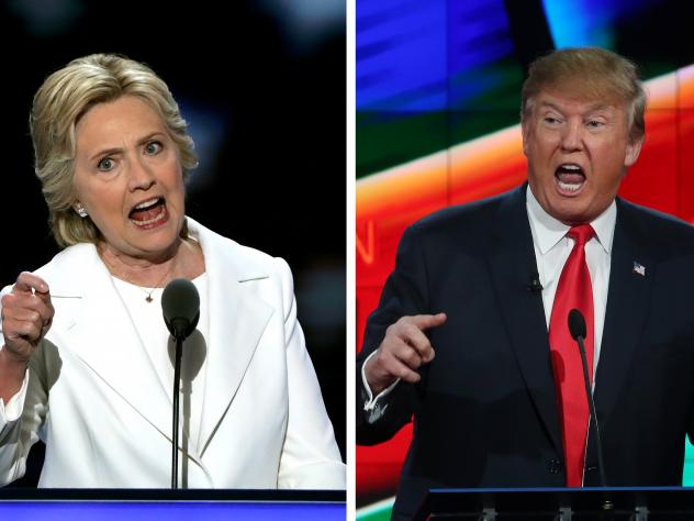 Donald Trump up Two Points over Hillary Clinton — LA Times Poll