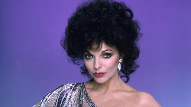Old-school villains like <em>Dynasty</em>'s Alexis Carrington Colby Dexter Rowan (Joan Collins) could always be counted upon to bring some melo- with the drama.