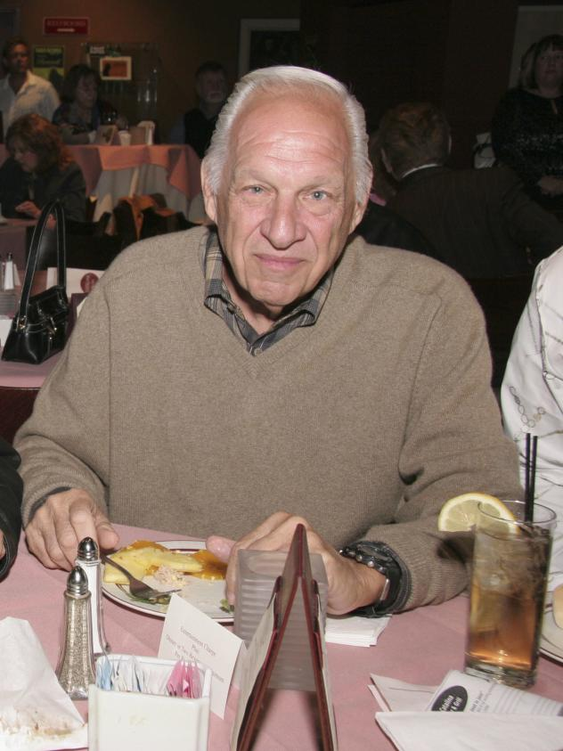 Jerry Heller, seen here at a 2005 event in Hollywood, Calif., has died at age 75, according to multiple reports.