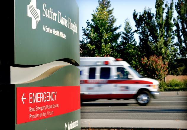 """A <a href=""""http://inq.sagepub.com/content/53/0046958016651555.full"""">recent study</a> from the University of Southern California found that prices charged by hospitals in the Sutter Health system are about 25 percent higher than those of other hospitals i"""