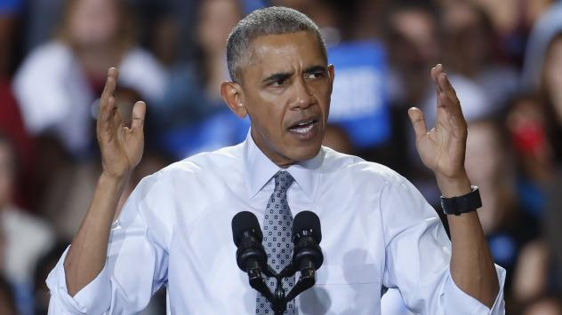 Federal Bureau of Investigation email probe should not 'operate on innuendo' - Obama