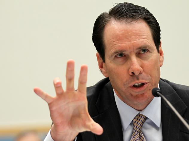 Randall Stephenson is the chairman, CEO and president of AT&T. Why is he talking about Black Lives Matter?