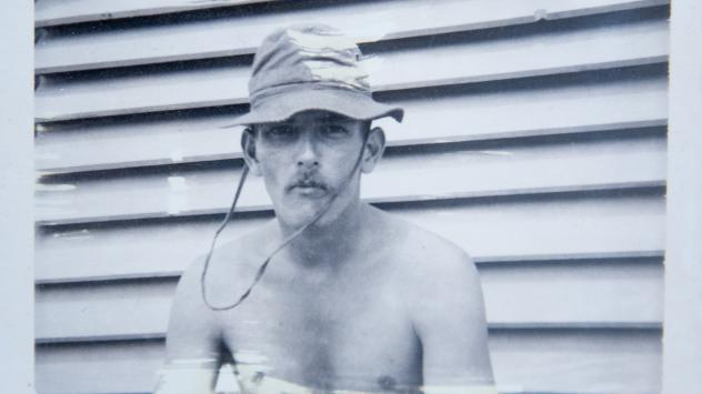 Tom Frame, an Army staff sergeant in Vietnam, has battled post-traumatic stress ever since the war, as have many of his fellow soldiers.
