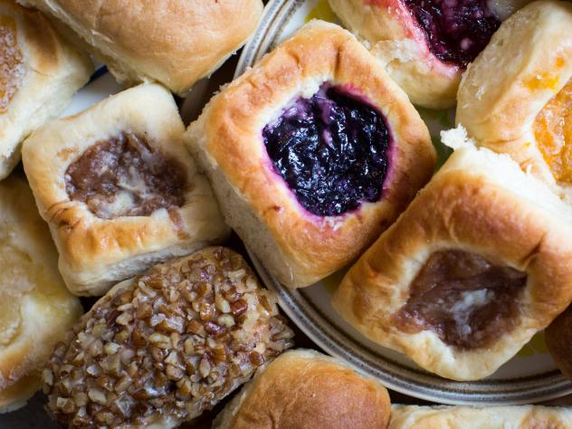 Republic Kolache in Washington, D.C., serves up a brisket-and-egg version of the Czech treat.