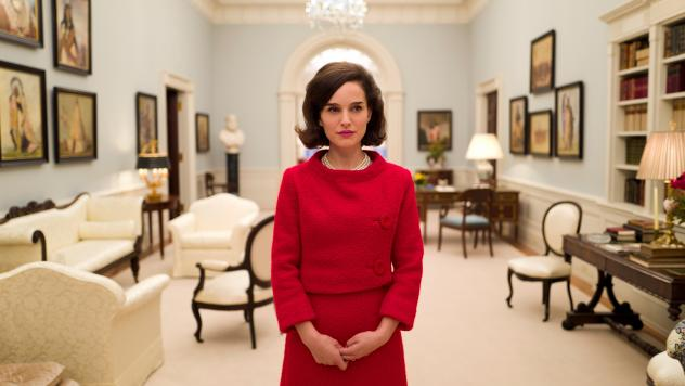 """""""It elevates the surreal element, because music creates a layer of fantasy,"""" composer Mica Levi says of role of music in <em>Jackie</em>."""