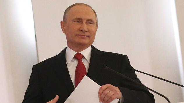 President-elect Donald Trump repeatedly praised Russian President Vladimir Putin during the campaign.