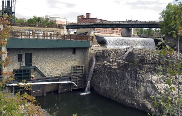 """The purchase of the Winooski 1 hydro-electric plant in Winooski, Vt., by the Burlington Electric Department enabled it to reach 100 percent renewable power. Russian Malware associated with the """"Grizzly Steppe"""" operation was found on one company laptop, b"""