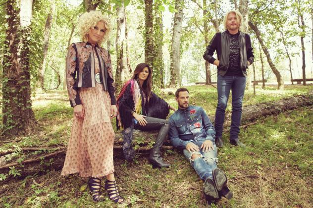 Little Big Town's new album, <em>The Breaker</em>, is out Friday.