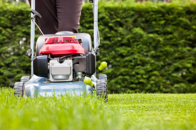 California is  looking into ways to reduce the use of gas-powered lawn and gardening equipment because they will soon surpass cars as the biggest polluters in the state.