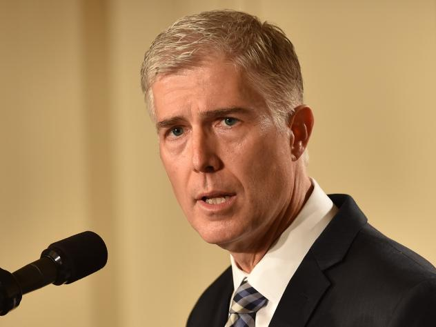 Judge Neil Gorsuch's confirmation hearings on his nomination to the Supreme Court begin on Monday.