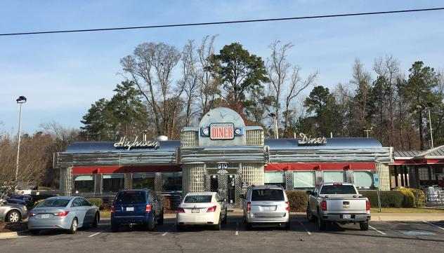 At a diner in Rocky Mount, North Carolina, a voter expressed concern that President Trump is too close to Russia.