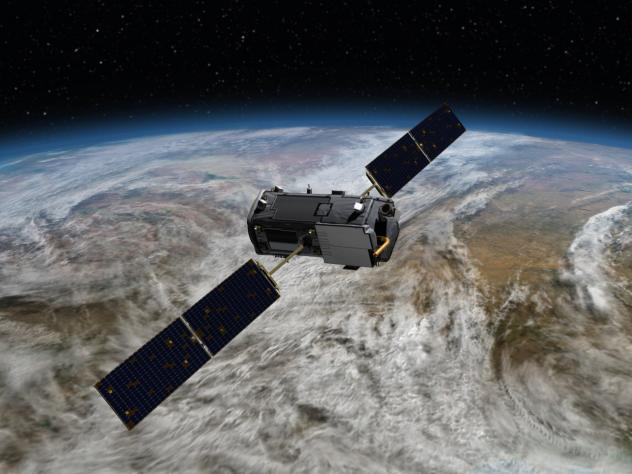 NASA's Orbiting Carbon Observatory-2 monitors how the climate is changing. Trump's budget would eliminate some satellites, including OCO-3, a next-generation carbon-monitoring spacecraft.