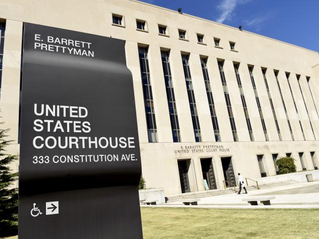 A State Department employee, accused of taking gifts from Chinese intelligence agents and not reporting the contacts, pleaded not guilty in a court appearance Wednesday.