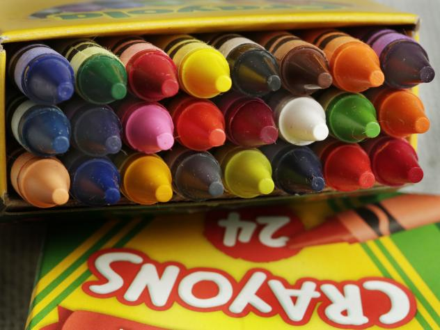 On March 31 — National Crayon Day — Crayola will announce something about the colors in the 24-count box it offers.