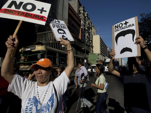 Venezuelan president Nicolas Maduro has been under criticism following a Supreme Court decision nullifying the country's opposition-run legislature. The court reversed that decision Saturday.