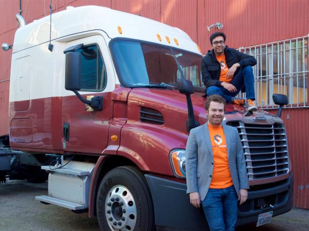 Starsky Robotics is retrofitting large trucks to make them driverless. The startup hopes that by the end of the year, it will be able to operate a truck without a person physically sitting in the vehicle.